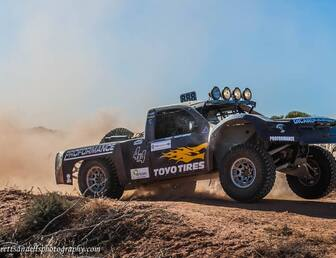 For Sale:  AWD - 4WD - 4X4 Trophy Truck - Mid Mounted Engine - IFS - IRS 30