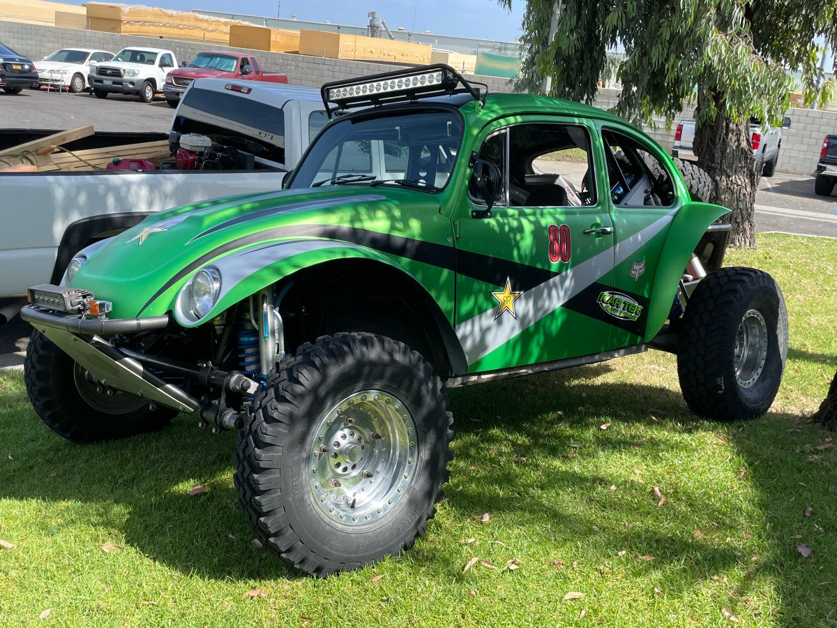 For Sale: 1969 VW Baja. STREET LEGAL MUST SEE. (Dirty Pickle) - photo4
