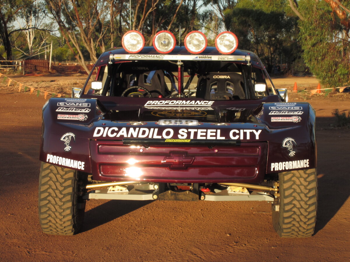 For Sale:   AWD - 4WD - 4X4 Trophy Truck - Mid Mounted Engine - IFS - IRS 30 - photo19