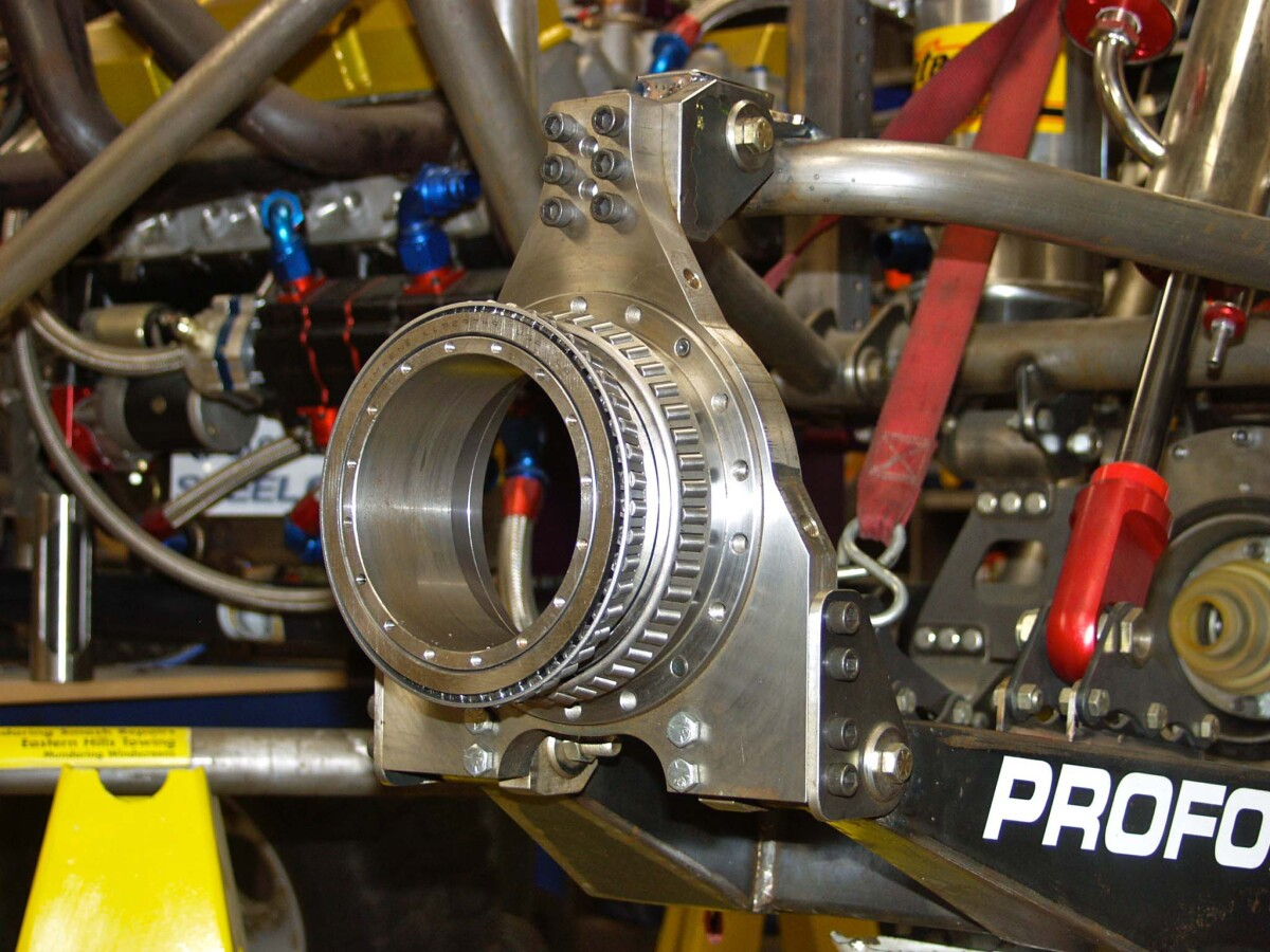 For Sale:   AWD - 4WD - 4X4 Trophy Truck - Mid Mounted Engine - IFS - IRS 30 - photo5