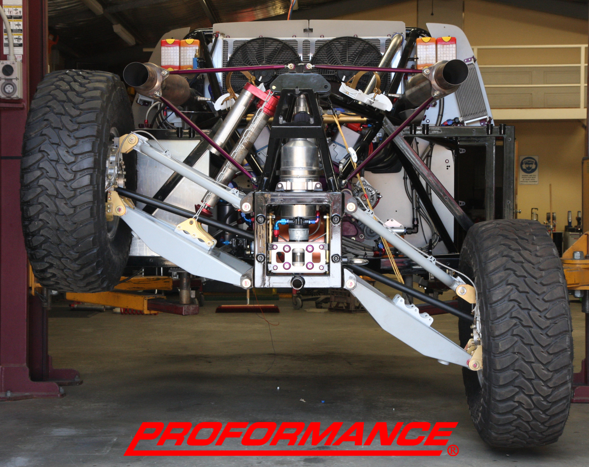 For Sale:   AWD - 4WD - 4X4 Trophy Truck - Mid Mounted Engine - IFS - IRS 30 - photo18