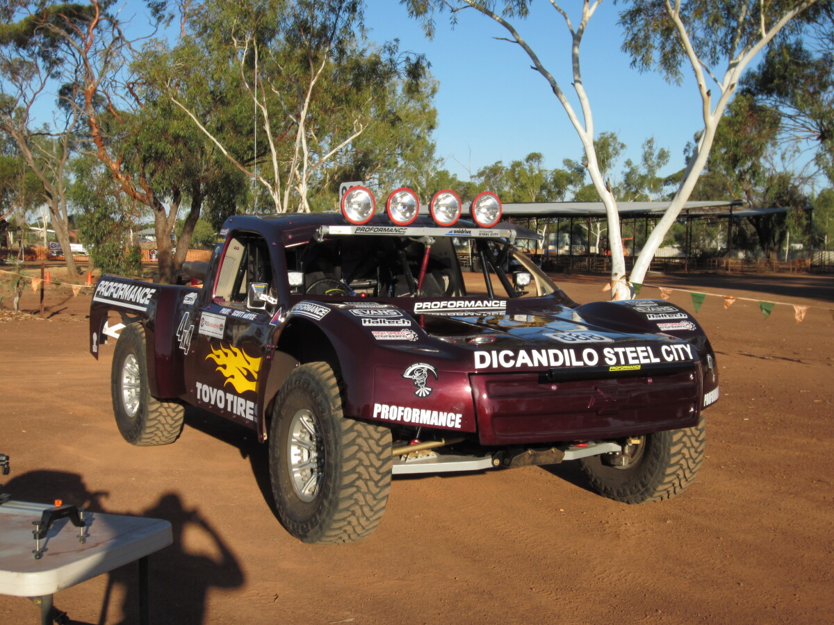 For Sale:   AWD - 4WD - 4X4 Trophy Truck - Mid Mounted Engine - IFS - IRS 30 - photo20