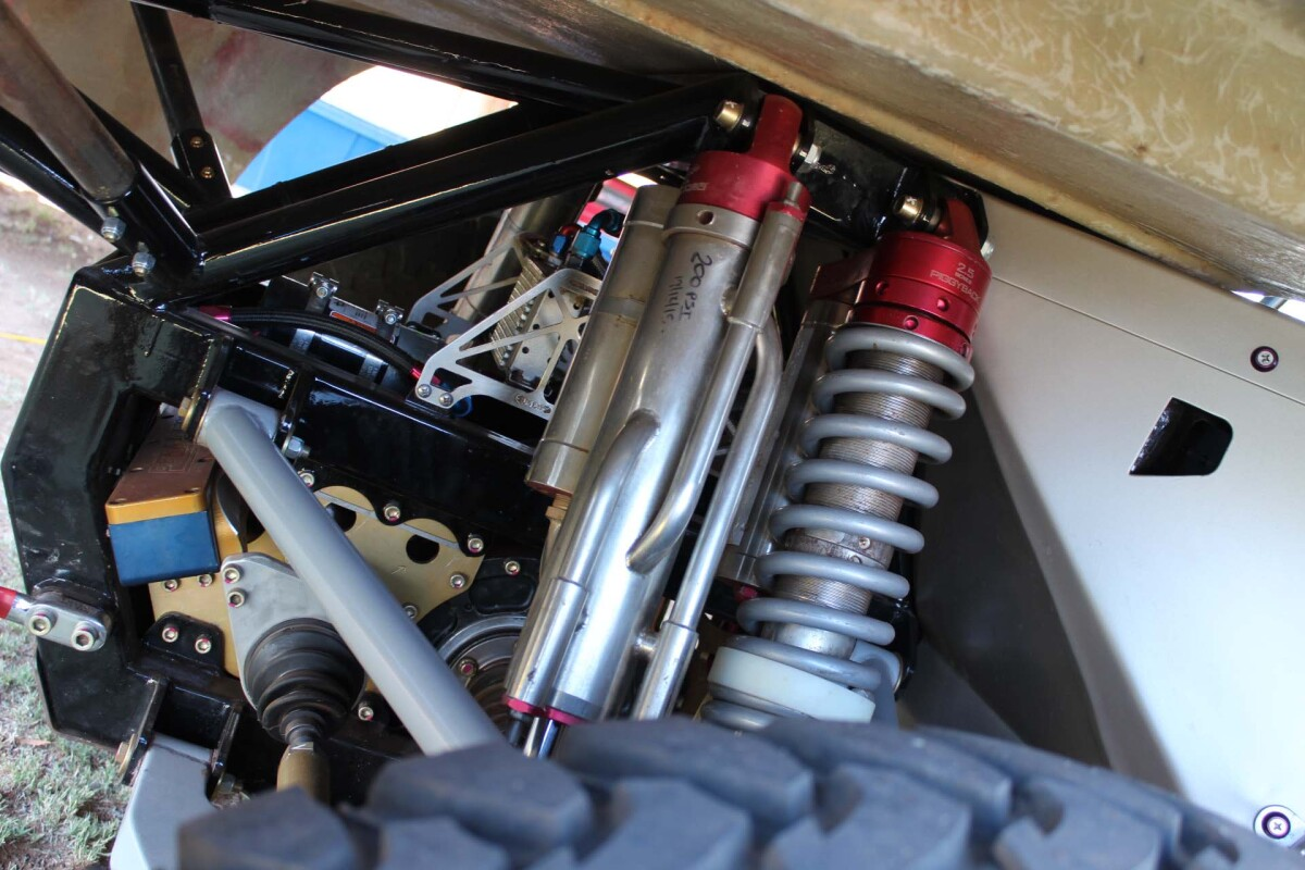 For Sale:   AWD - 4WD - 4X4 Trophy Truck - Mid Mounted Engine - IFS - IRS 30 - photo24