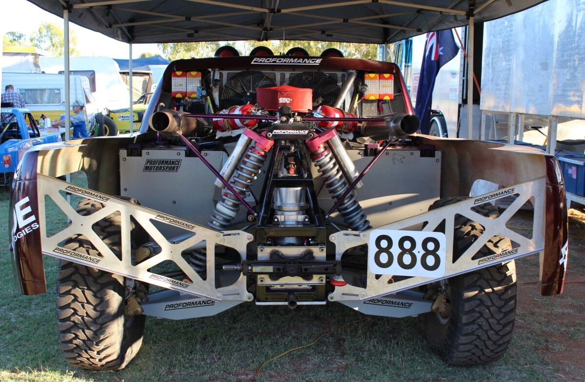 For Sale:   AWD - 4WD - 4X4 Trophy Truck - Mid Mounted Engine - IFS - IRS 30 - photo25