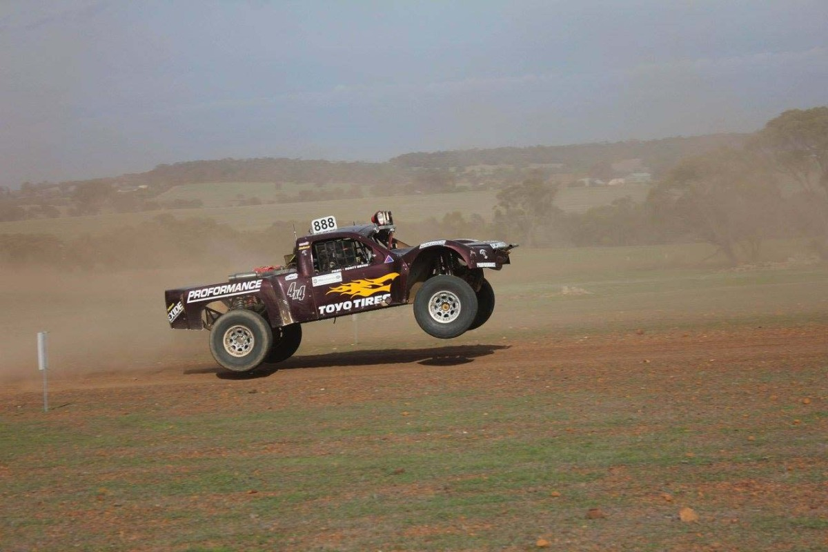 For Sale:   AWD - 4WD - 4X4 Trophy Truck - Mid Mounted Engine - IFS - IRS 30 - photo28