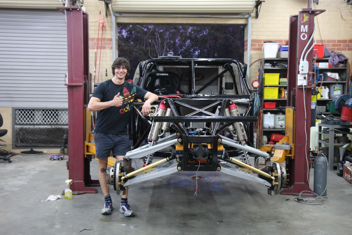 For Sale:   AWD - 4WD - 4X4 Trophy Truck - Mid Mounted Engine - IFS - IRS 30 - photo38