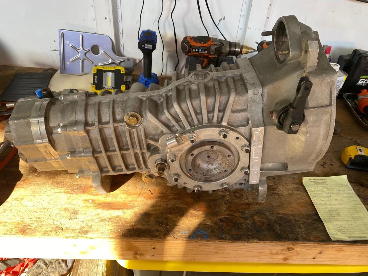 For Sale: Mendeola MD5 5 speed transmission - photo0