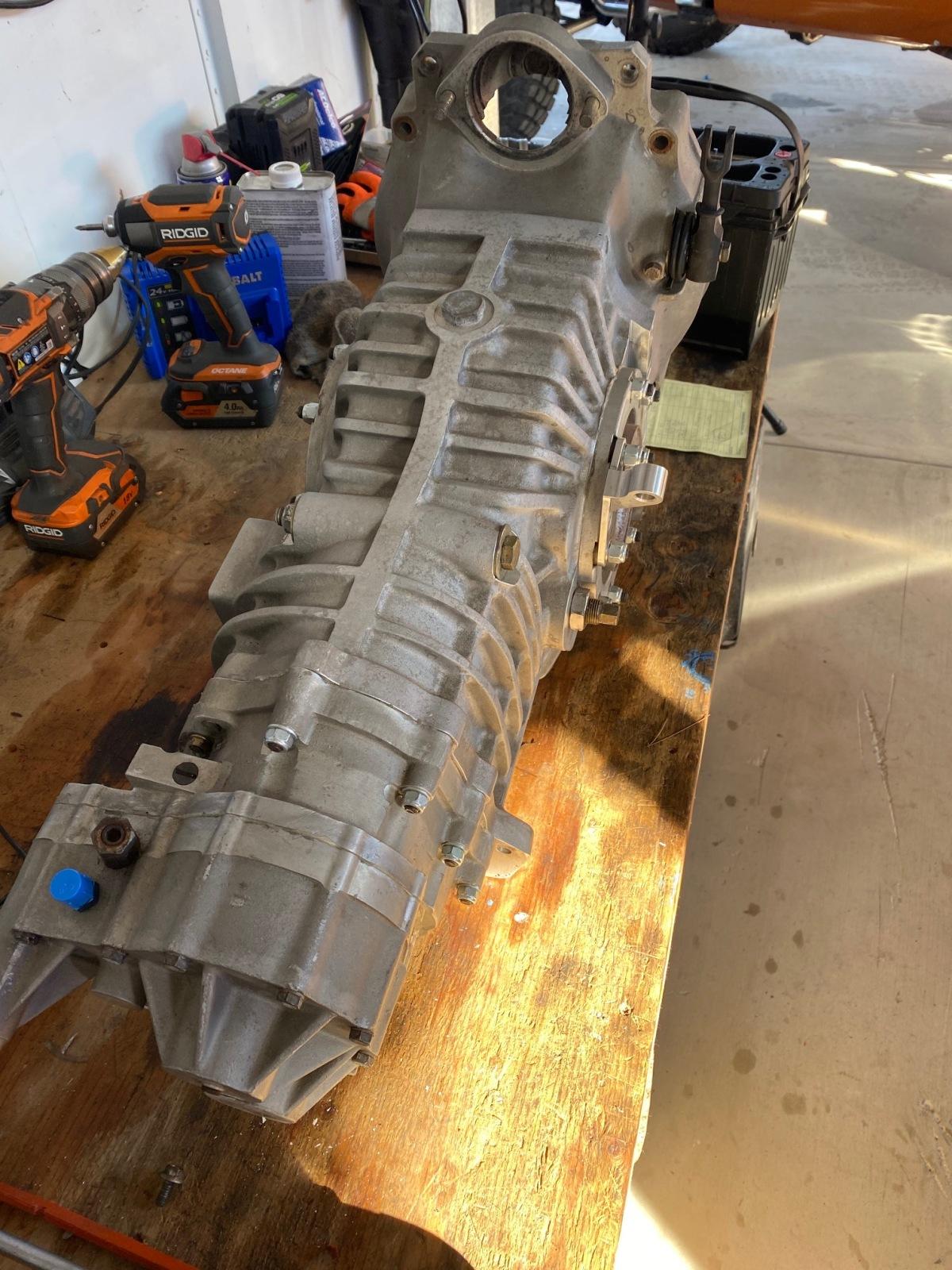For Sale: Mendeola MD5 5 speed transmission - photo1