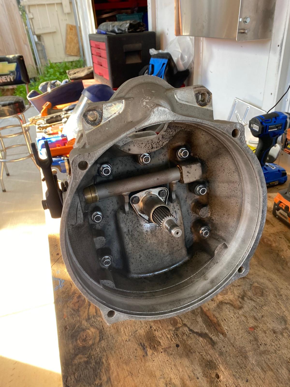 For Sale: Mendeola MD5 5 speed transmission - photo2