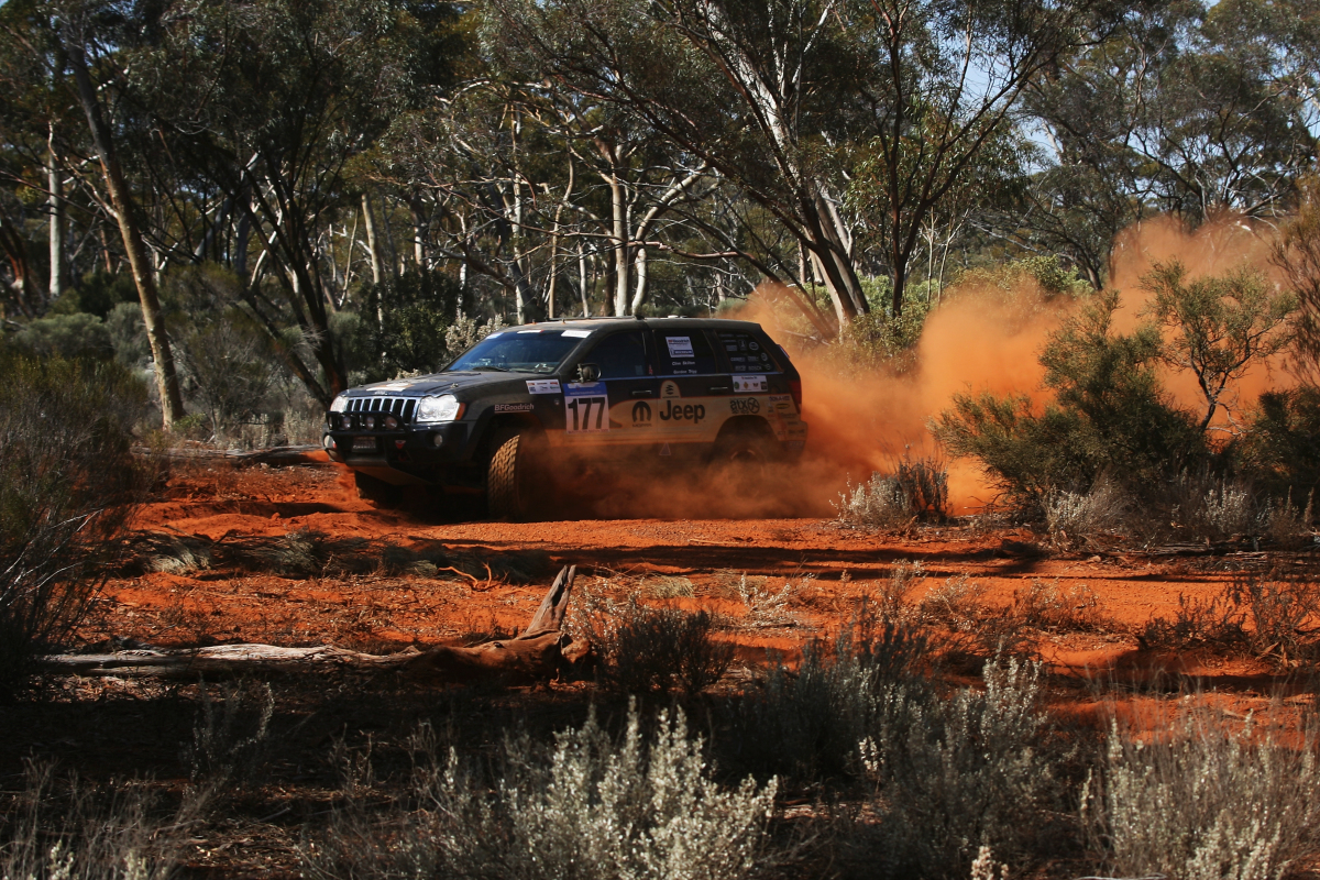 For Sale: Sonora Rally Raid Jeeps - photo0