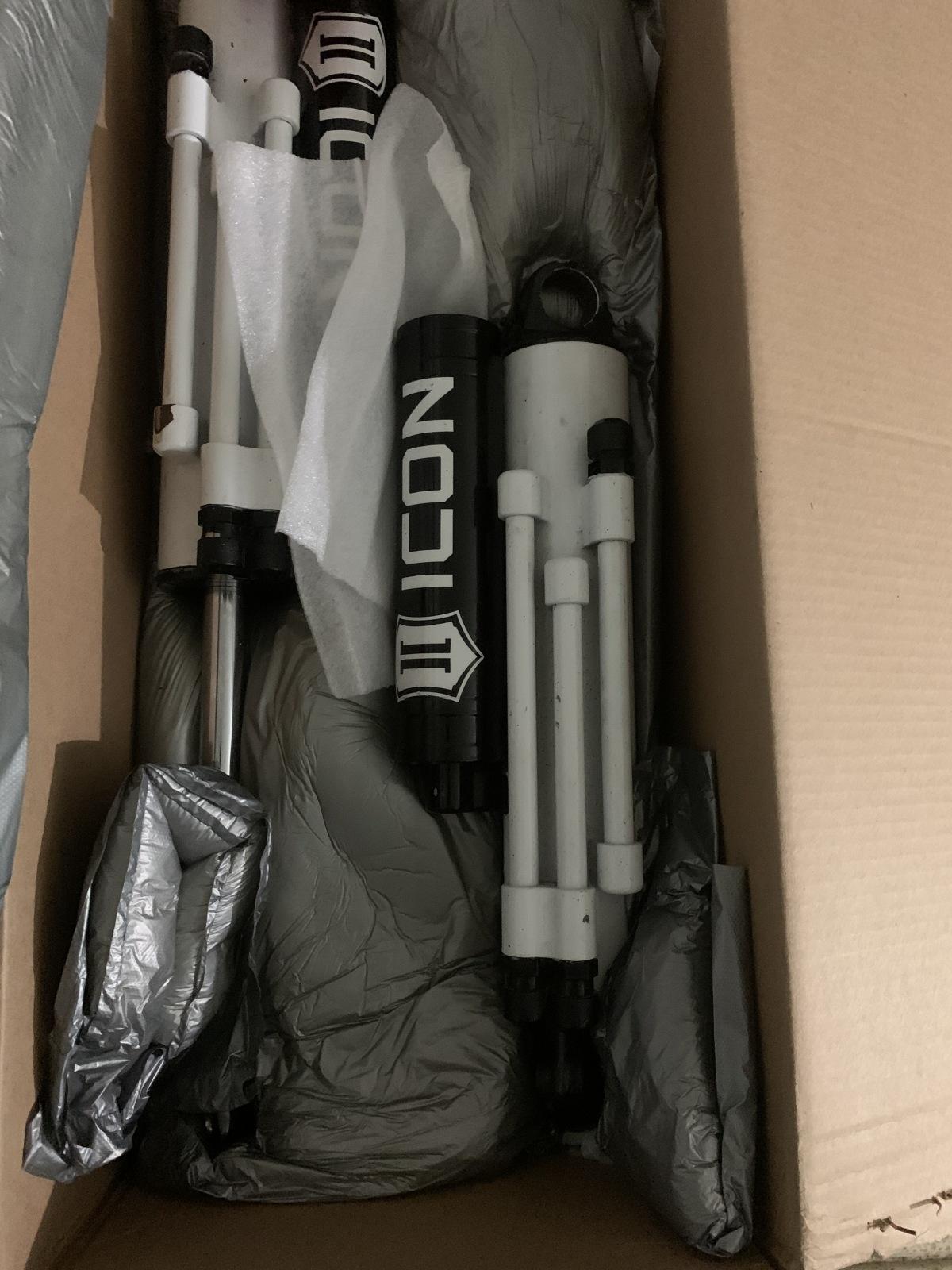 For Sale: gen 1 rear shocks - photo0