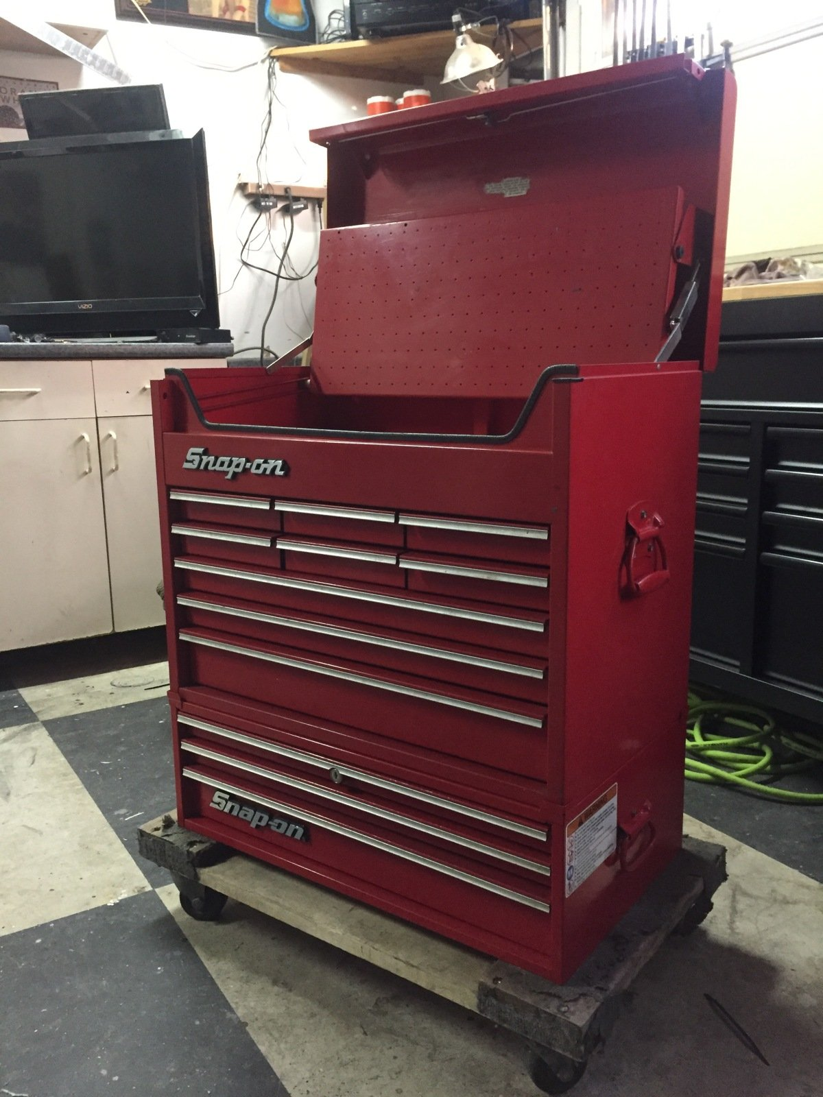 For Sale: Snap-on tool box - photo0