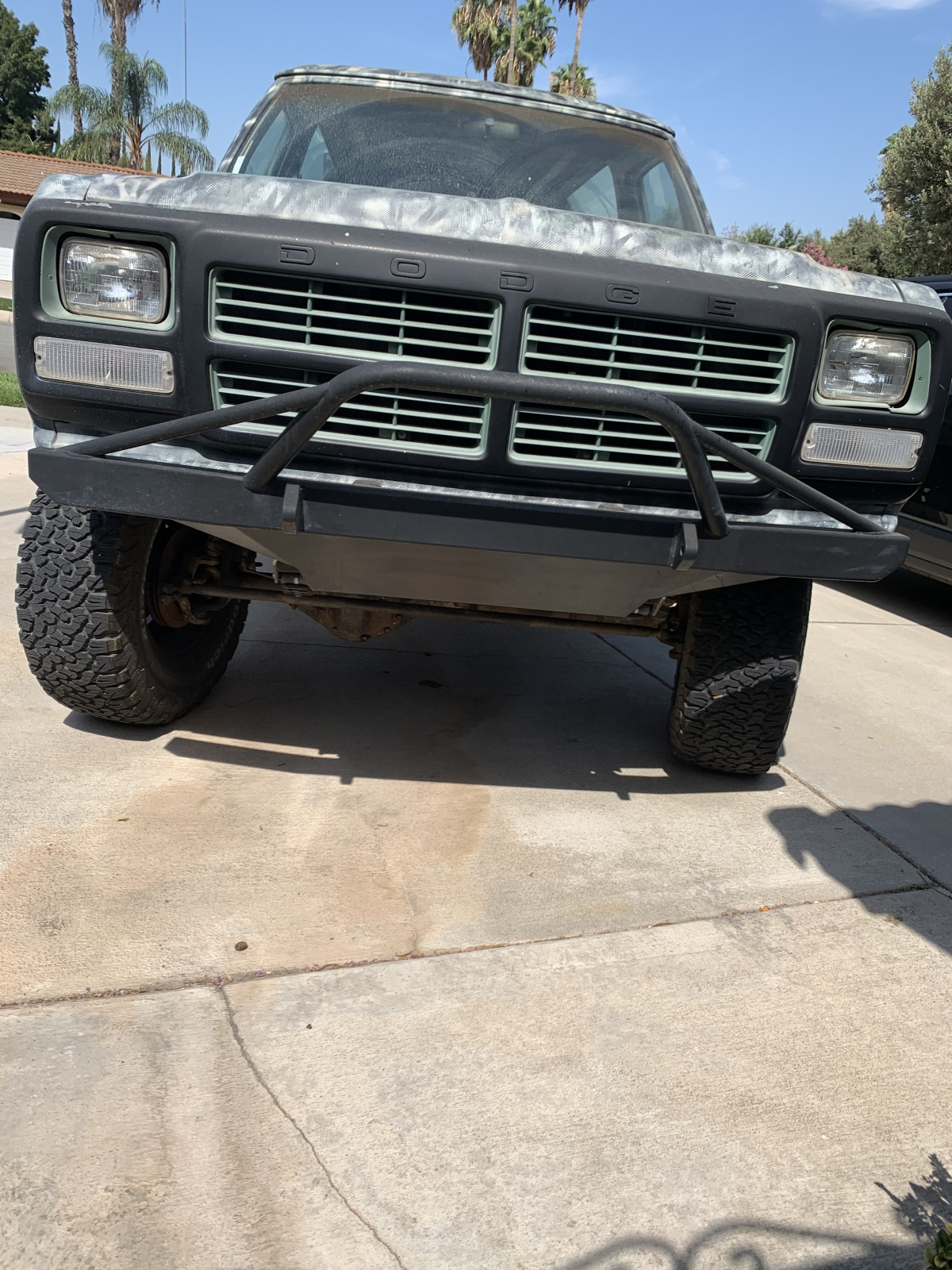 For Sale: 1991 Ram Charger - photo8
