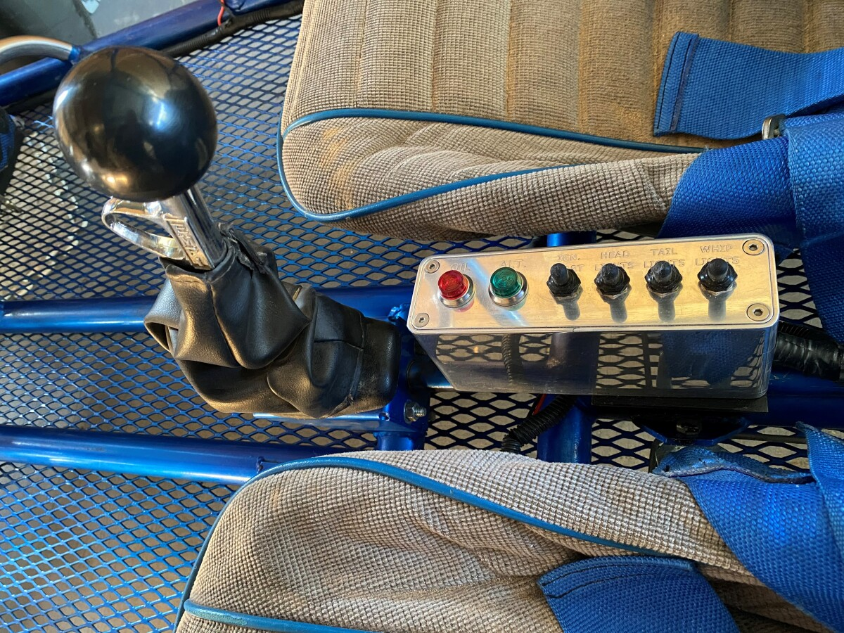 For Sale: Sand Cars Unlimited Dune Buggy - photo4