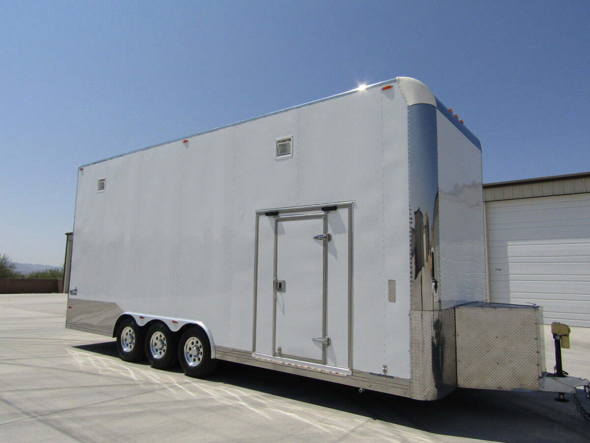 For Sale: 26' Browns Motorsports Stacker - photo0