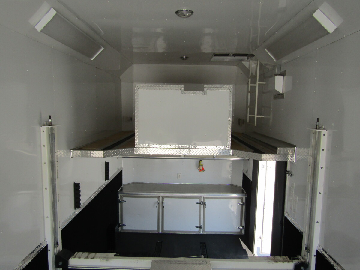 For Sale: 26' Browns Motorsports Stacker - photo13