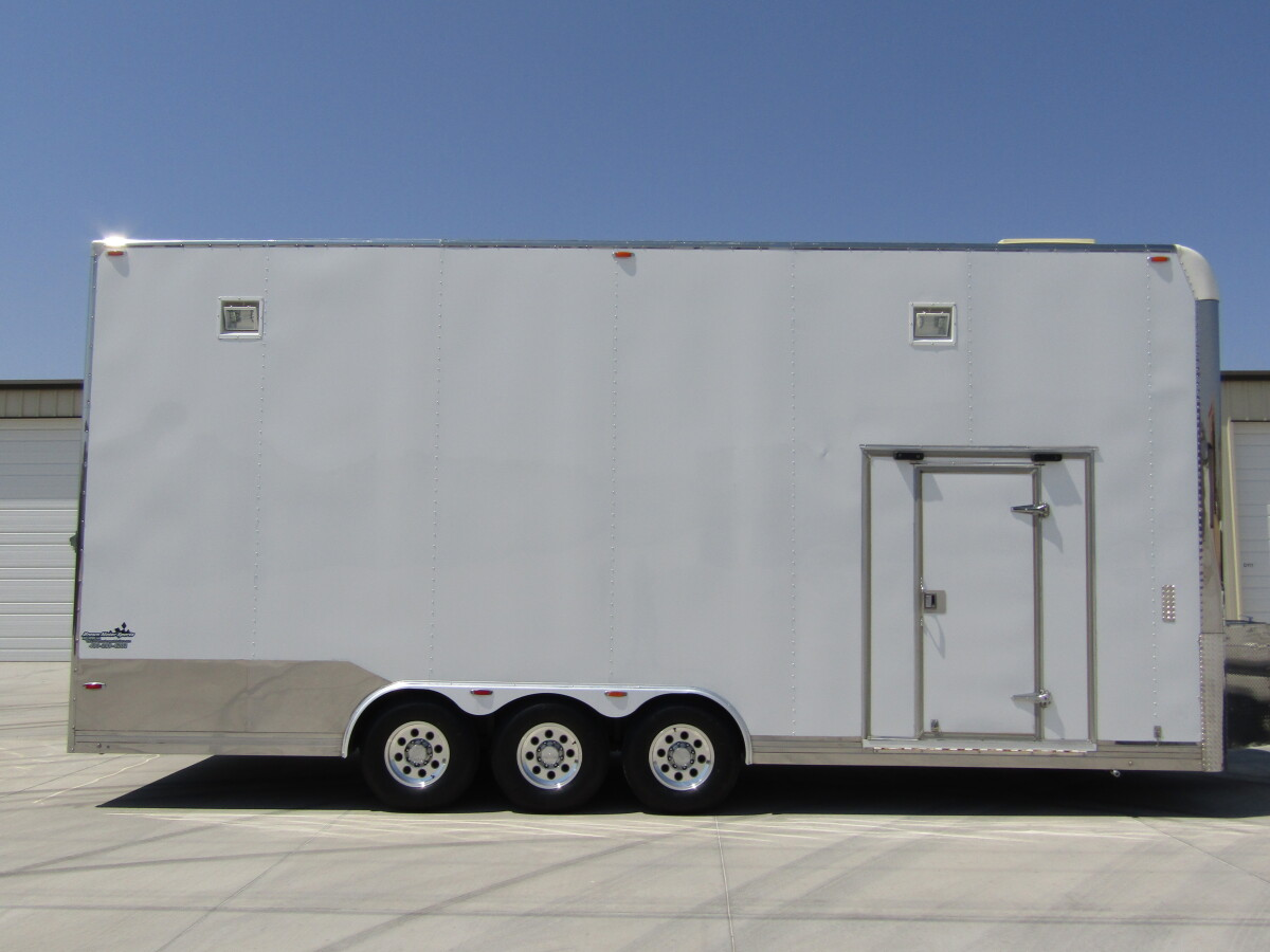 For Sale: 26' Browns Motorsports Stacker - photo1