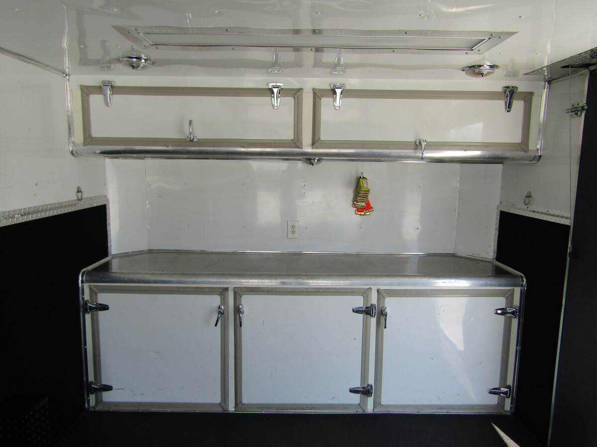 For Sale: 26' Browns Motorsports Stacker - photo9
