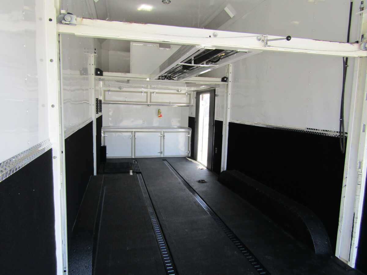 For Sale: 26' Browns Motorsports Stacker - photo8