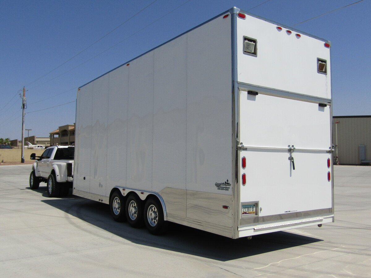 For Sale: 26' Browns Motorsports Stacker - photo3