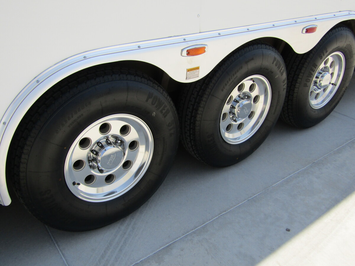 For Sale: 26' Browns Motorsports Stacker - photo5