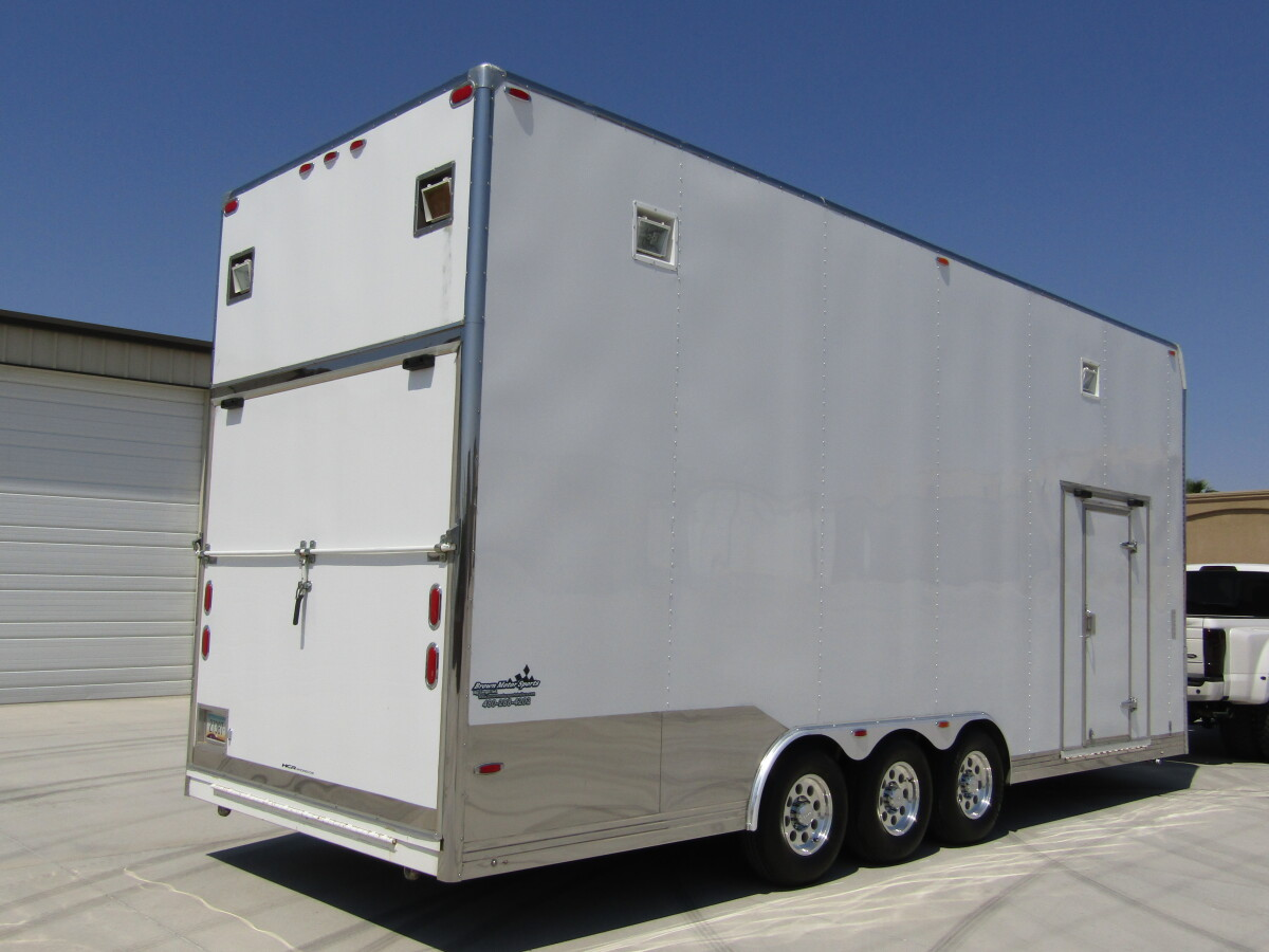 For Sale: 26' Browns Motorsports Stacker - photo2