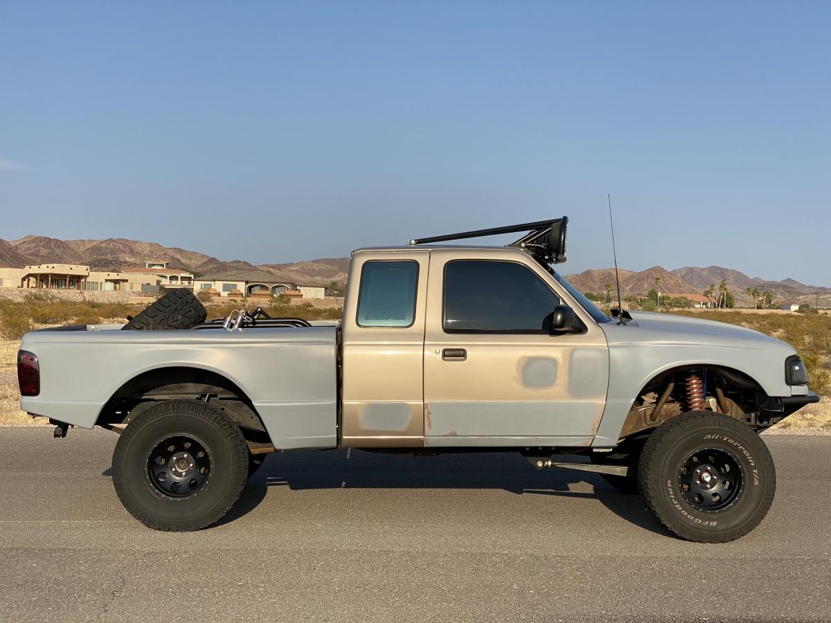 For Sale: 1996 Ford Ranger Prerunner - photo0