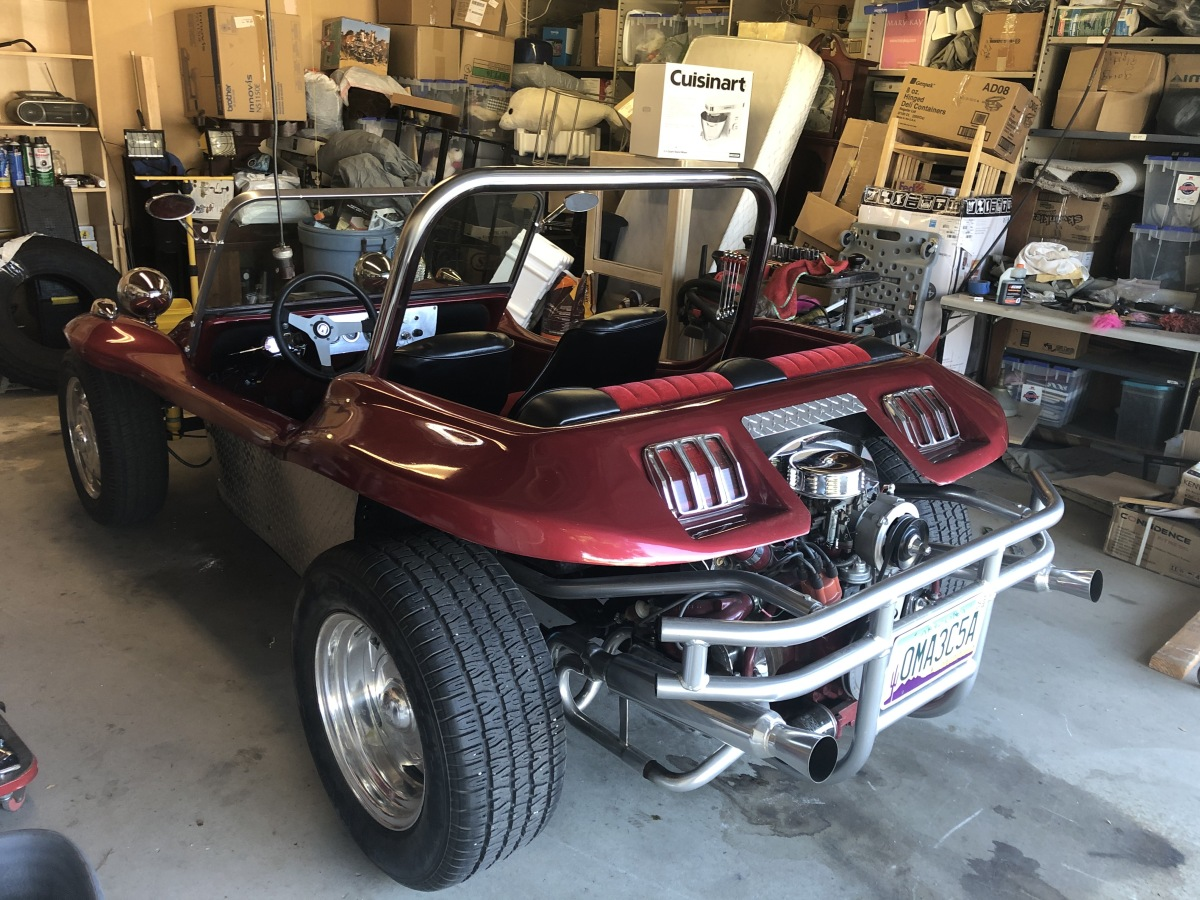 For Sale: Meyers Manx Clone Buggy - photo0