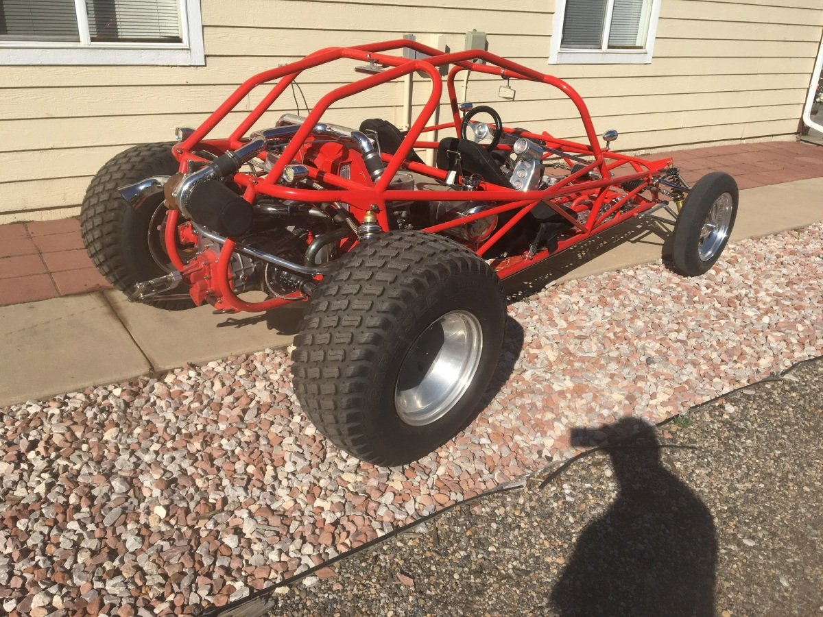 For Sale: Turbo Charged VW Sandrail - photo0
