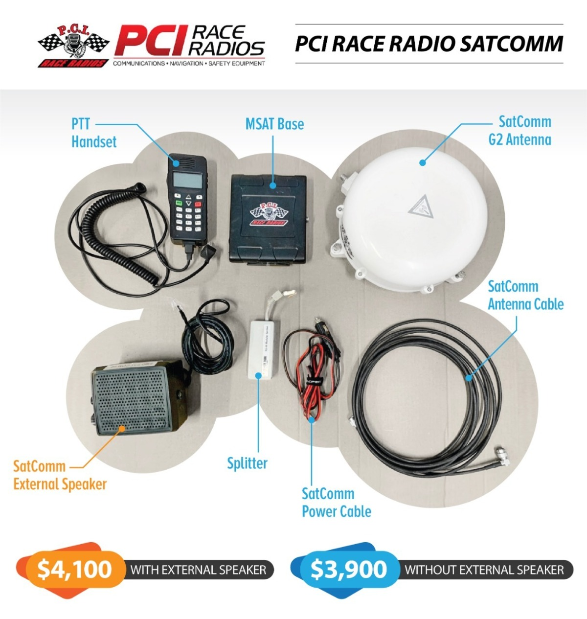 For Sale: PCI Race Radio SatComm - photo0