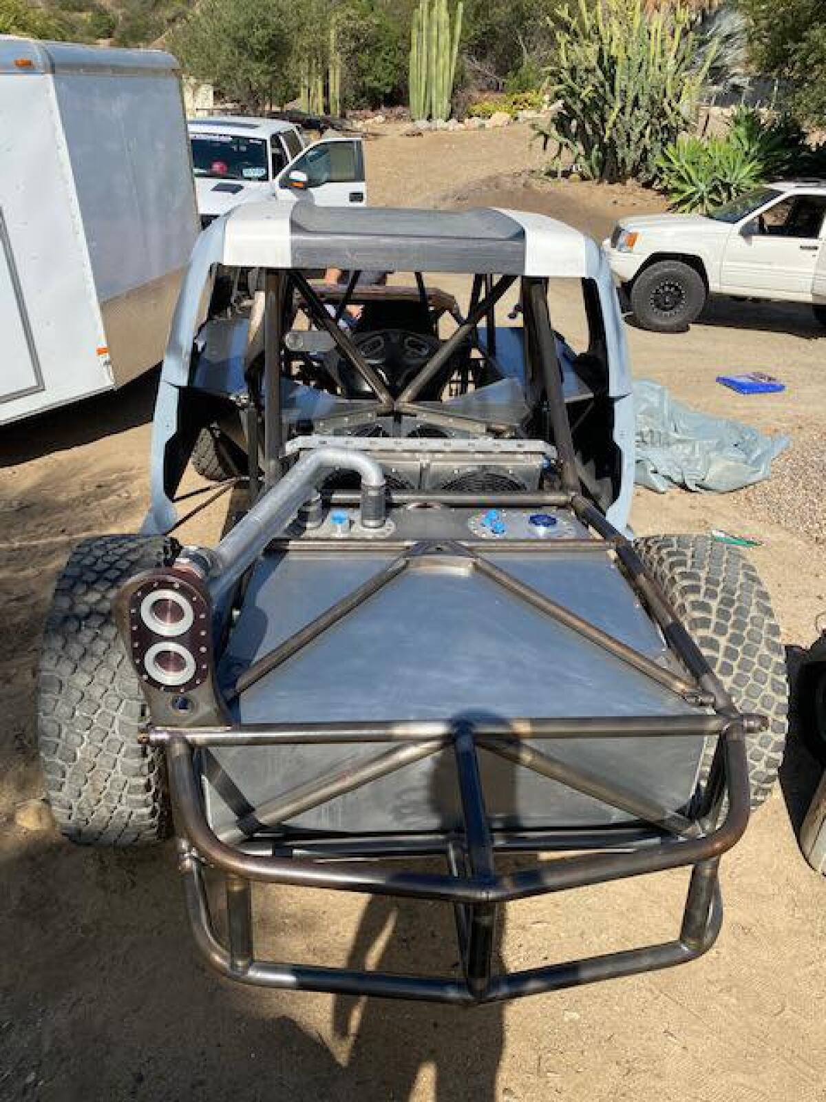 For Sale: Single Seat Trophy Truck - photo2