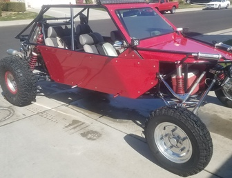 For Sale:2006 Quick sand performance sandrail CA STREET LEGAL plates and ohv green sticker
