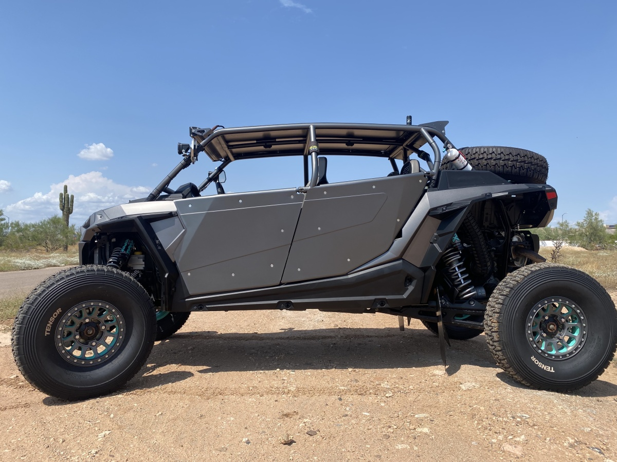 For Sale: 2019 RZR Turbo S DYNAMIX For Sale - photo0