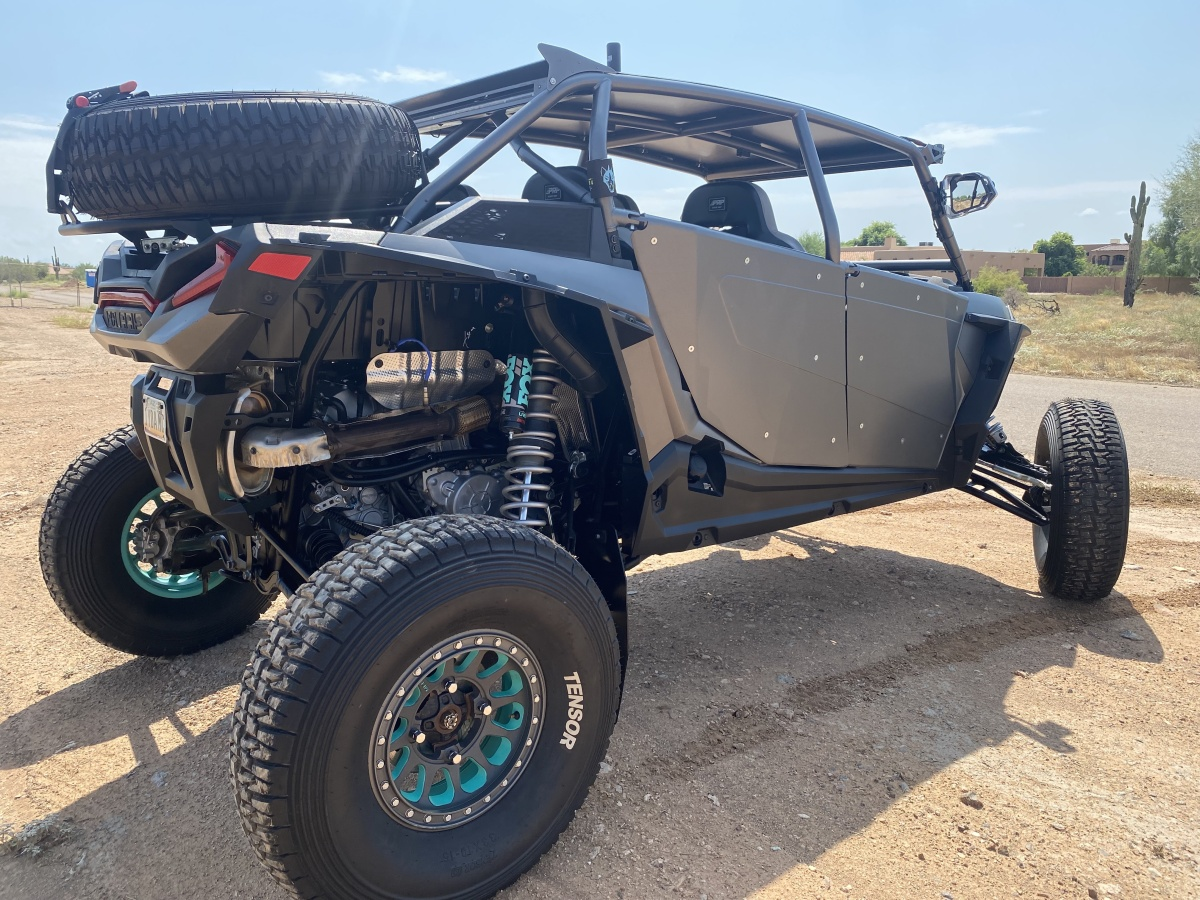For Sale: 2019 RZR Turbo S DYNAMIX For Sale - photo3