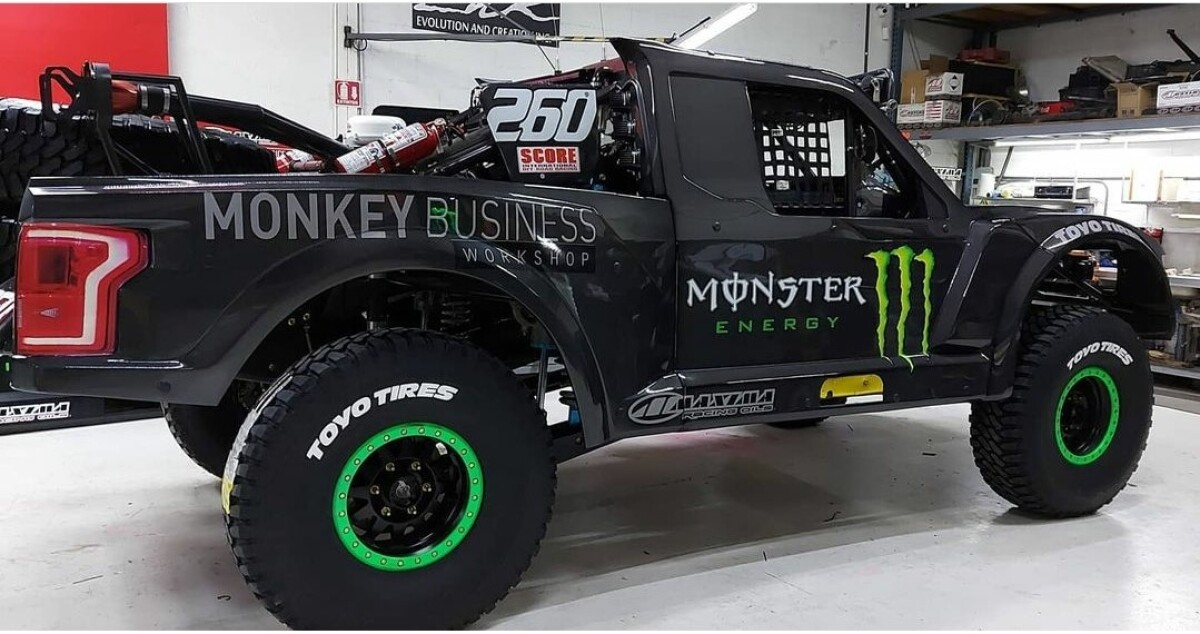 For Sale: Trophy Truck Spec - photo4