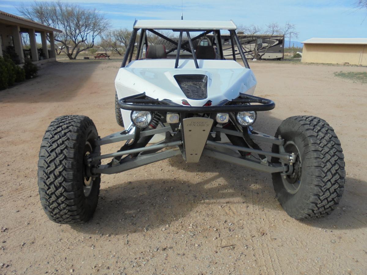 For Sale: 2005 Desert Dynamics 2-seat prerunner - photo5