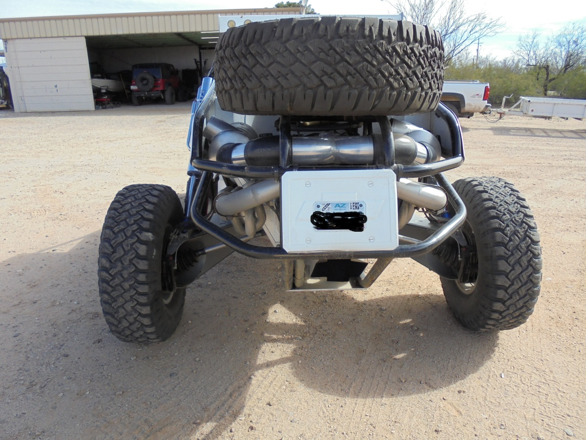 For Sale: 2005 Desert Dynamics 2-seat prerunner - photo7