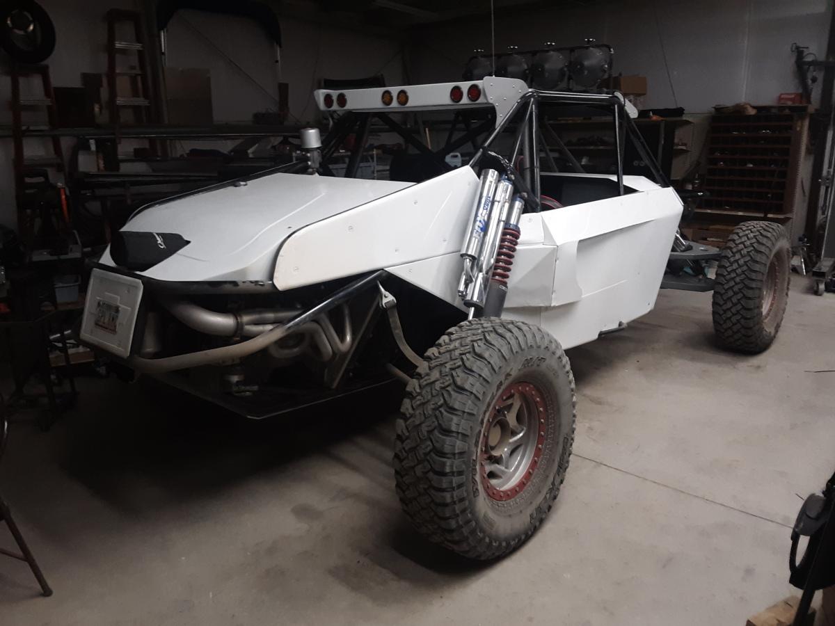 For Sale: 2005 Desert Dynamics 2-seat prerunner - photo8