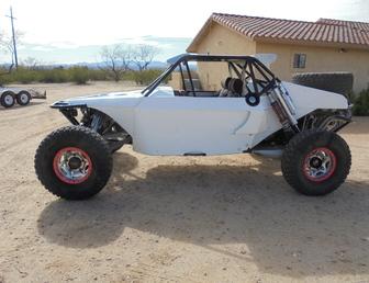 For Sale:2005 Desert Dynamics 2-seat prerunner