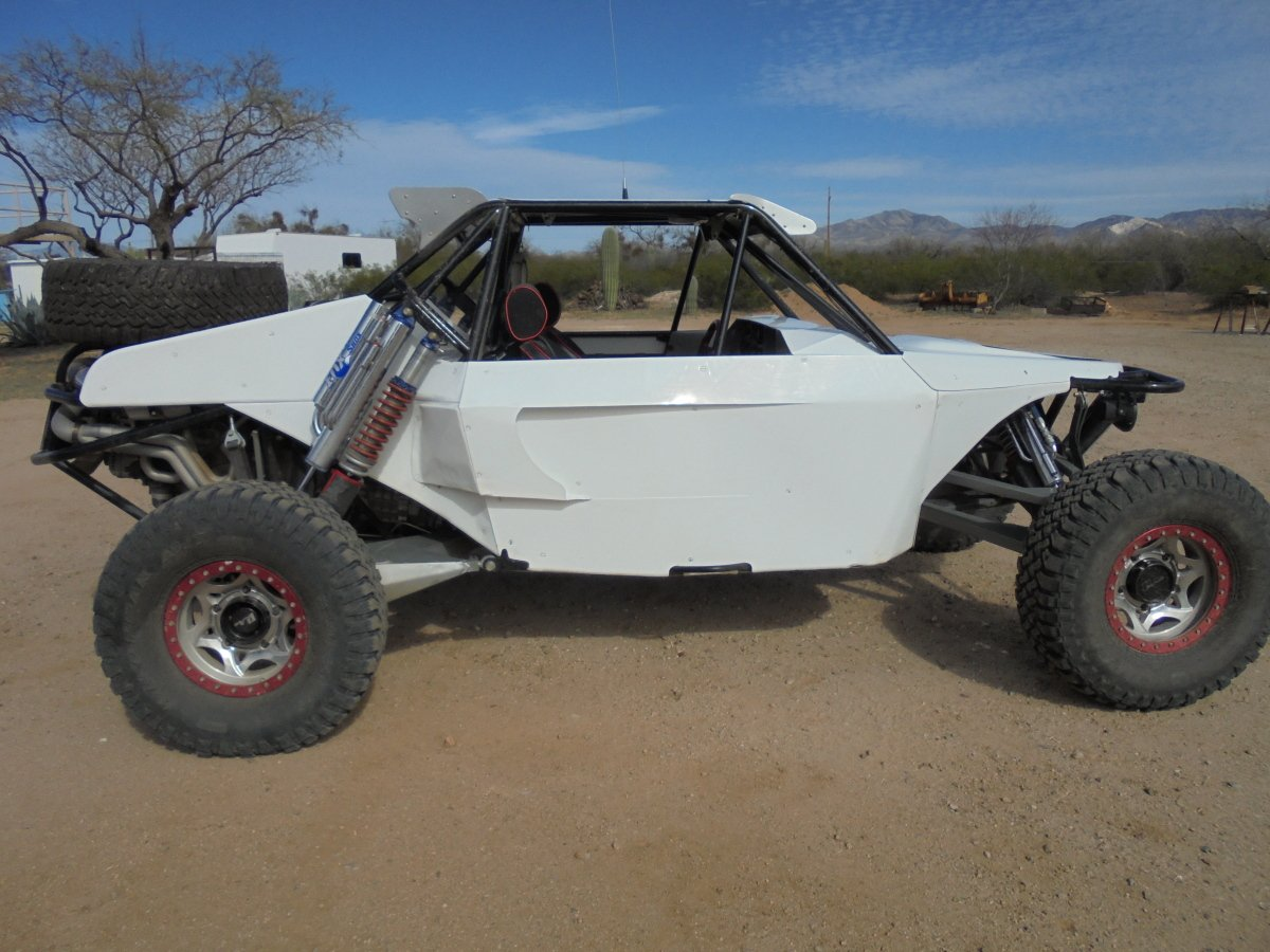 For Sale: 2005 Desert Dynamics 2-seat prerunner - photo6