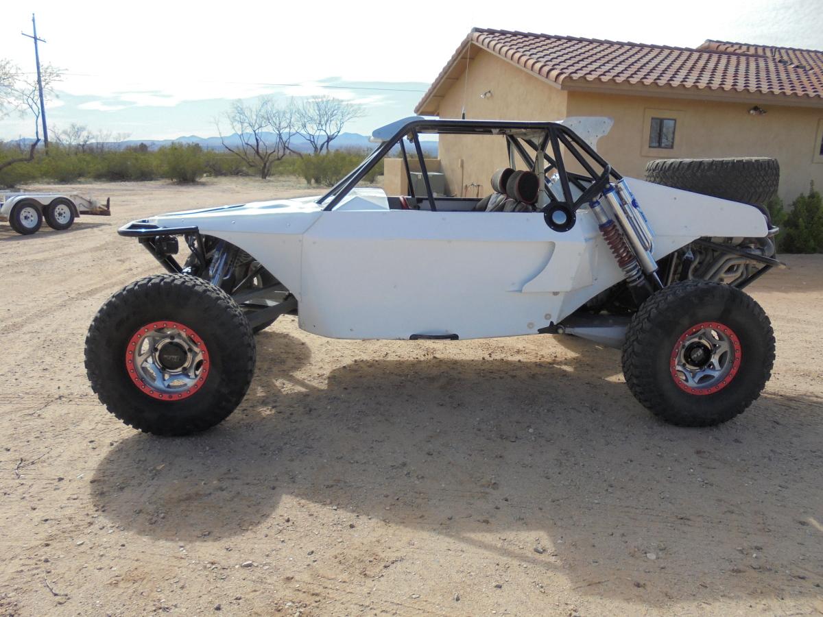 For Sale: 2005 Desert Dynamics 2-seat prerunner - photo0