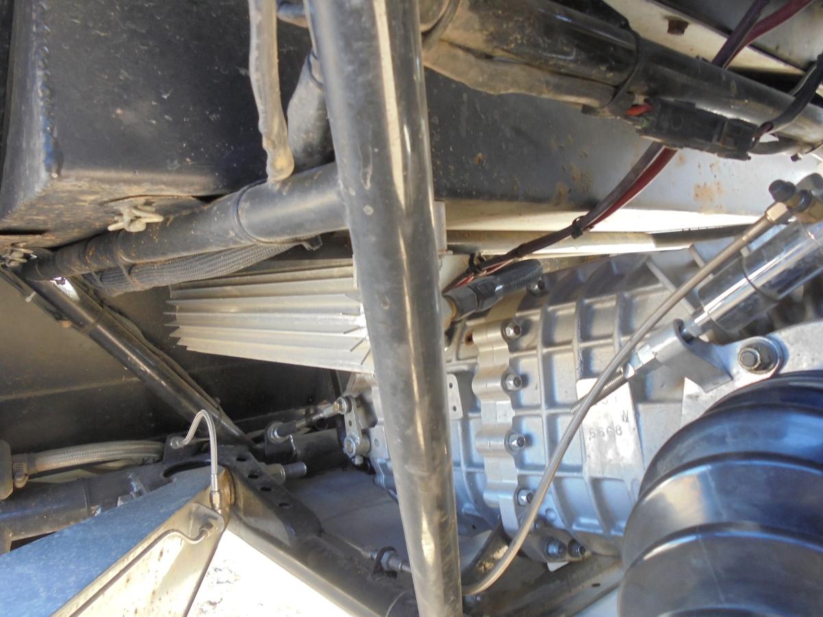 For Sale: 2005 Desert Dynamics 2-seat prerunner - photo13