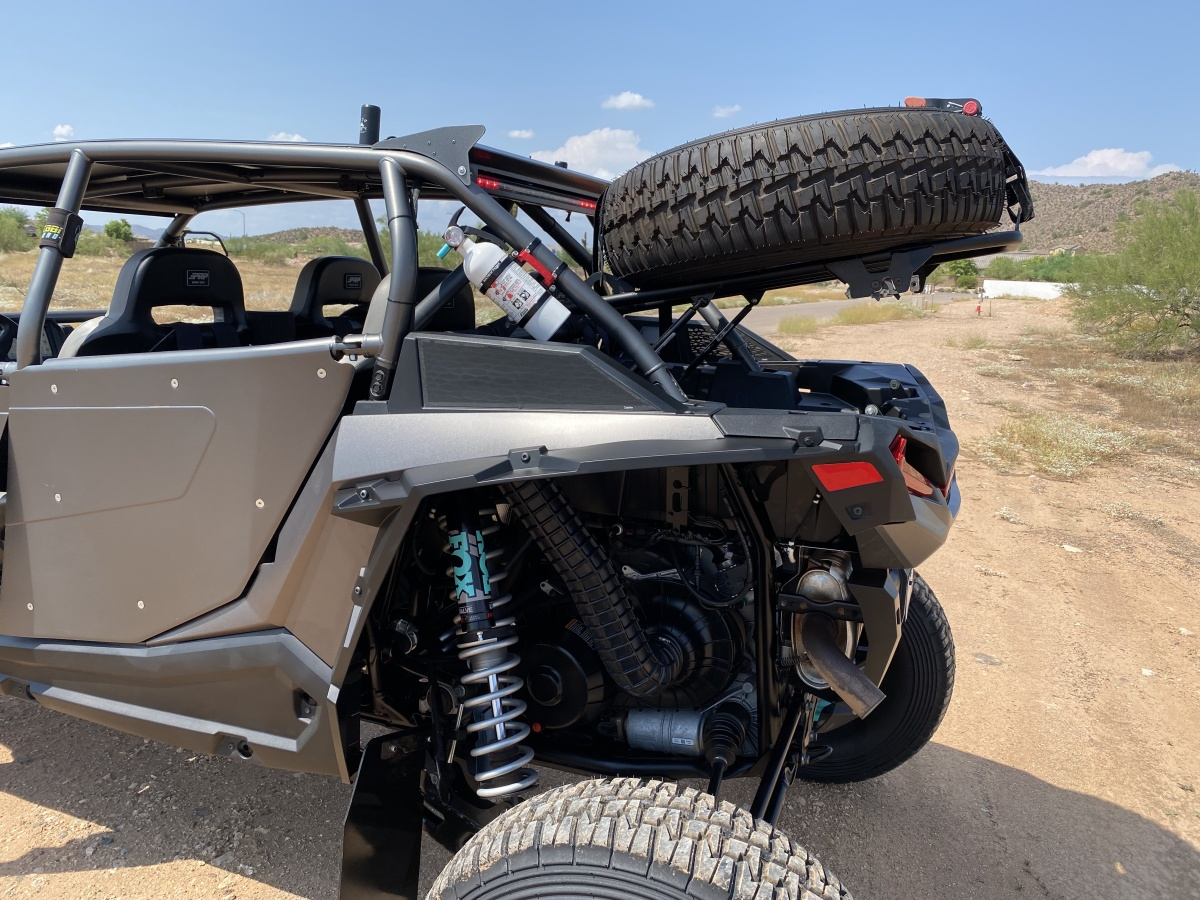 For Sale: 2019 RZR Turbo S DYNAMIX For Sale - photo6