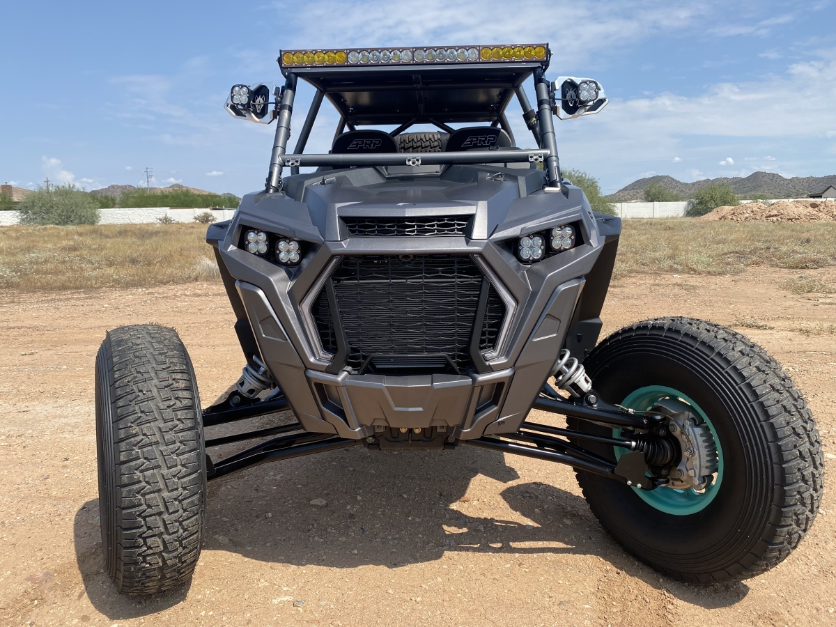 For Sale: 2019 RZR Turbo S DYNAMIX For Sale - photo4