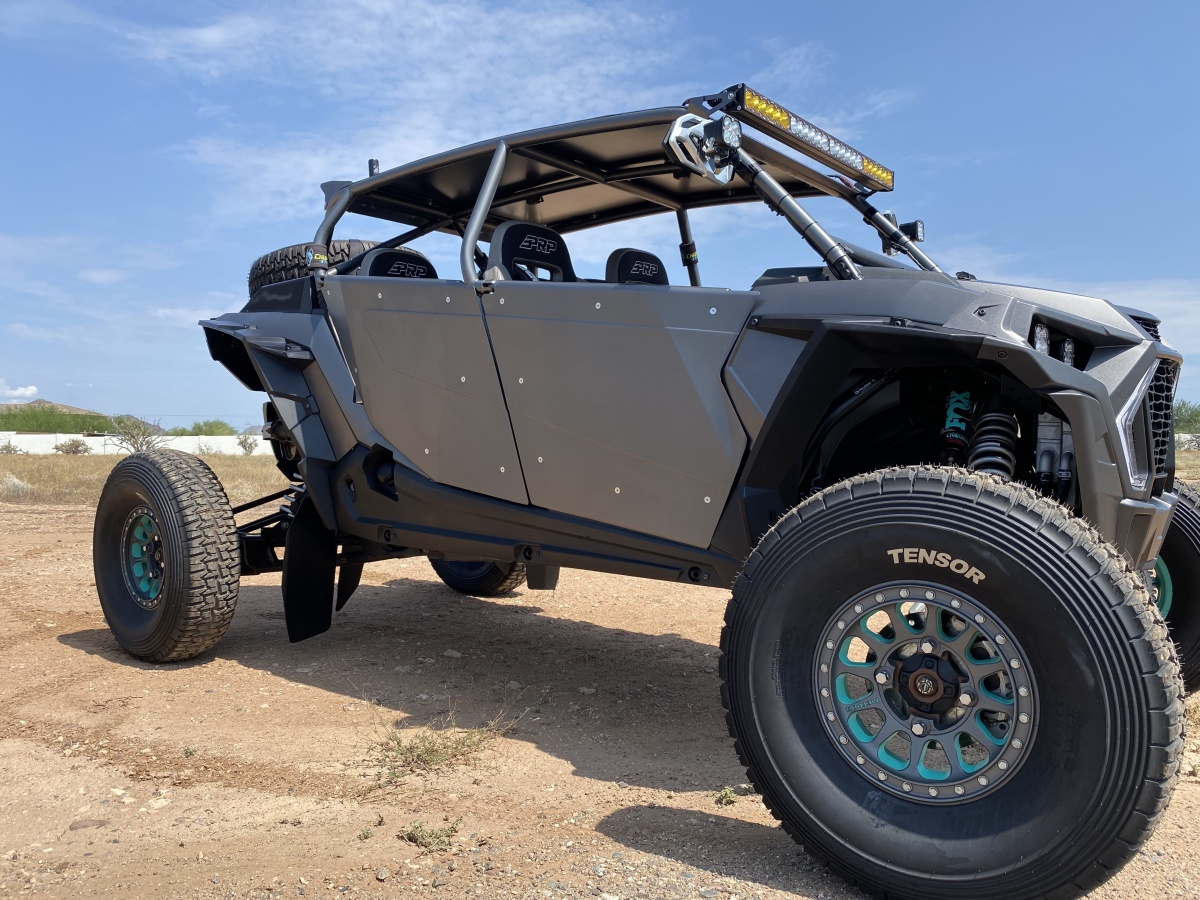For Sale: 2019 RZR Turbo S DYNAMIX For Sale - photo8