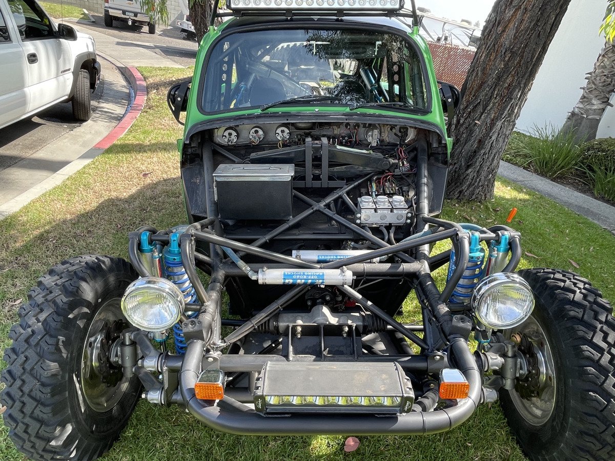 For Sale: 1969 VW Baja. STREET LEGAL MUST SEE. (Dirty Pickle) - photo5