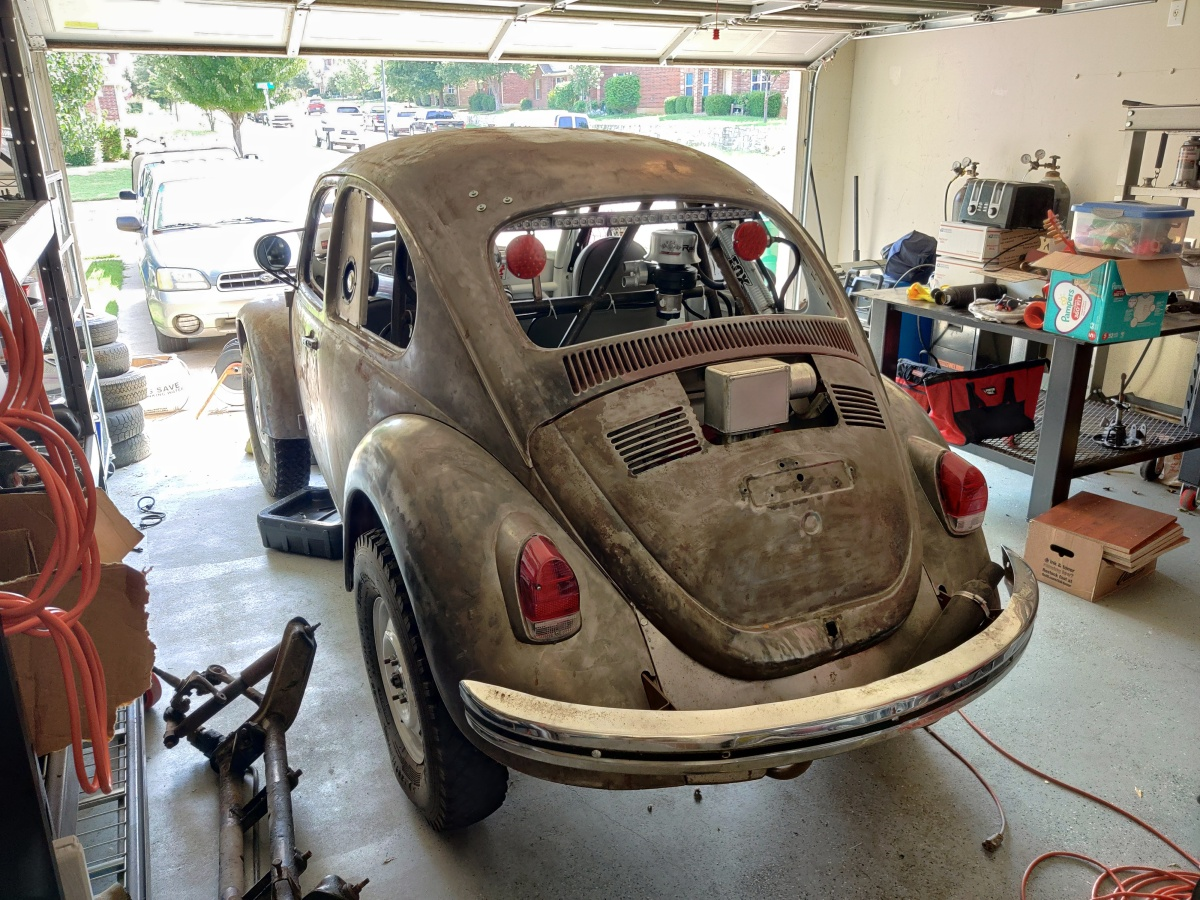 For Sale: Class 11 Beetle, FAT Perf Motor, Metalcraft Trans, NEW build, never raced - photo4