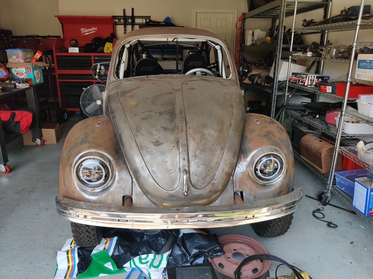 For Sale: Class 11 Beetle, FAT Perf Motor, Metalcraft Trans, NEW build, never raced - photo5