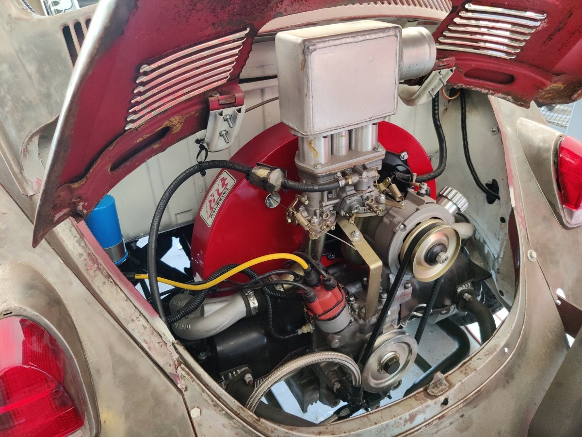 For Sale: Class 11 Beetle, FAT Perf Motor, Metalcraft Trans, NEW build, never raced - photo3