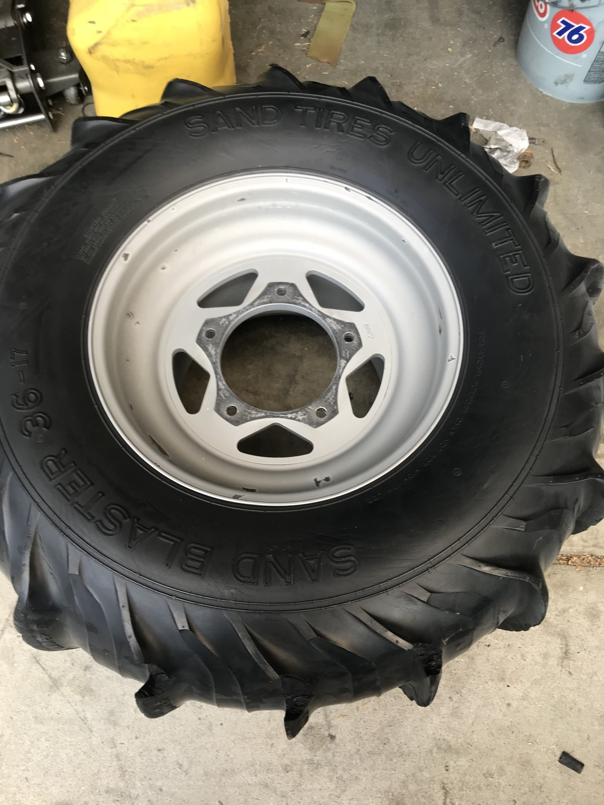 """For Sale: 17"""" STU 36-17 rear and front beadlocks - photo3"""